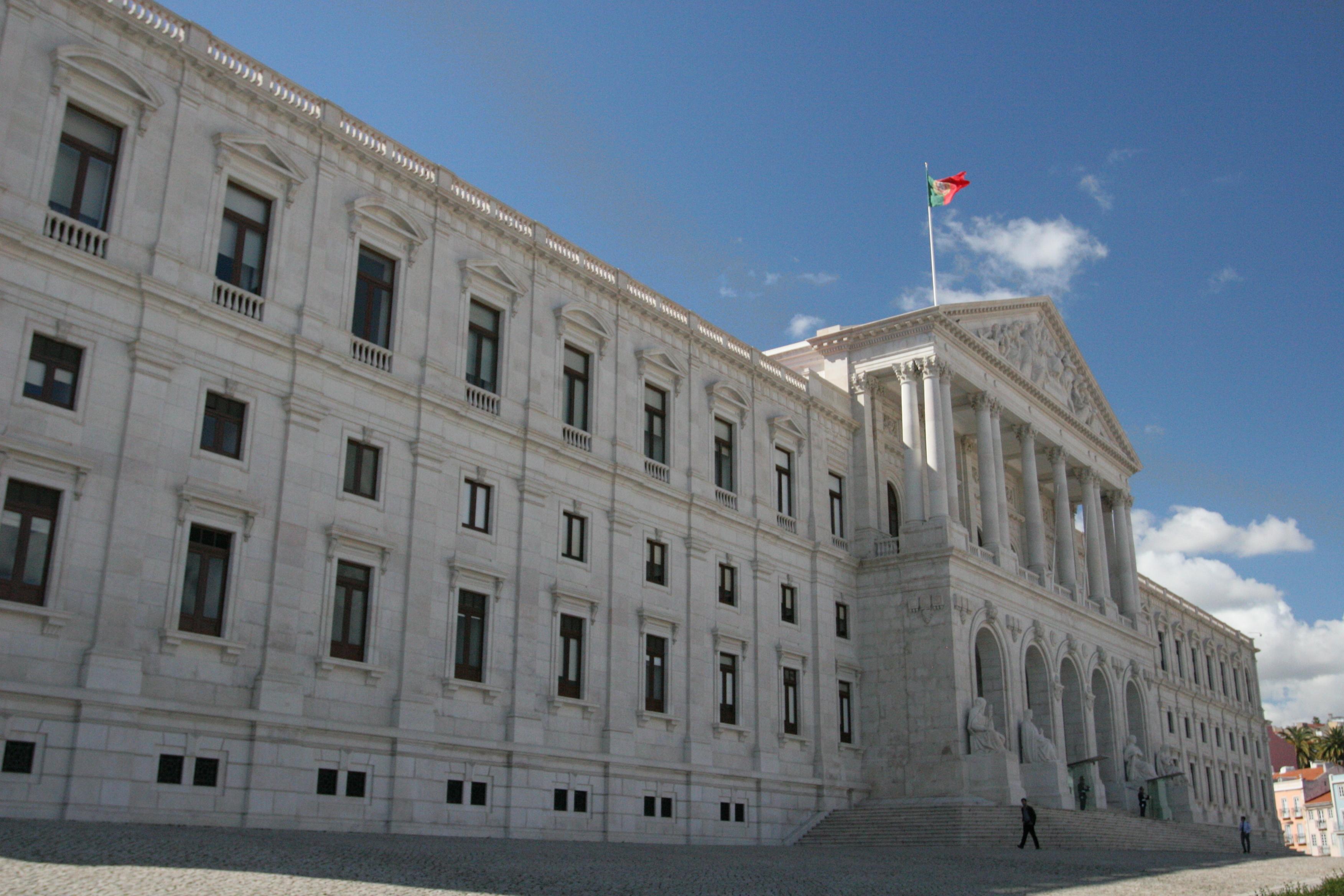 Vasco Soares da Veiga Assembleia da Republica Portuguesa 2